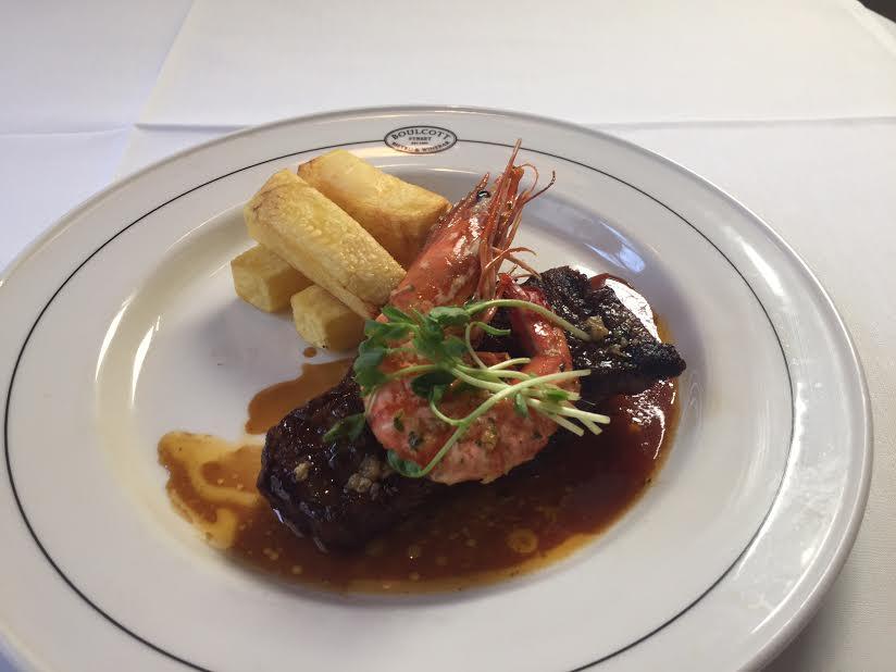 Best restaurant Wellington Boulcott Street Bistro